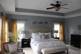 bedroom ideas using grey rectangular mirror with chrome frame