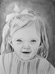pencil sketch drawing portrait custom drawing from photo