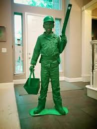 Green Army Man Halloween Costume Disfraz Ant Man Deluxe Niño Disfraces Superhéroes