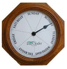 weird niche day clocks