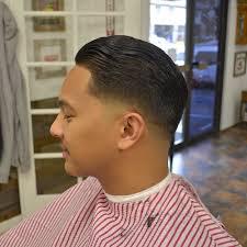 line up haircut fade top men haircuts