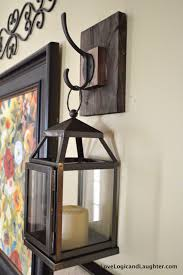 wall lantern hooks for my entryway diy diy house projects