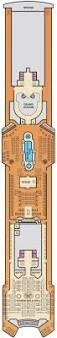Carnival Paradise Floor Plan by Carnival Sensation Cruises Carnival Cruise Lines Cruiseabout Nz