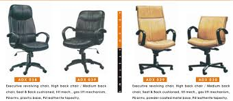 Executive Chairs Manufacturers In Bangalore Adiko Systems Executive Chairs High Back Revolving Chairs