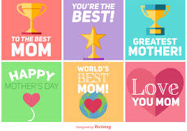 mother s day card designs mutti free vector art 18 free downloads