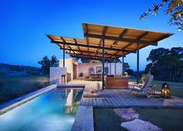 story pool house lake flato search