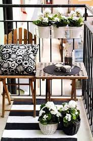 Home Decor For Small Spaces 25 Best Small Balcony Decor Ideas On Pinterest Apartment