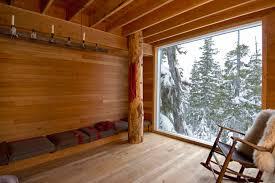 alpine cabin scott u0026 scott architects archdaily