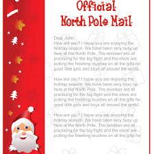 letters from santa letters from santa 2014 how to format cover letter