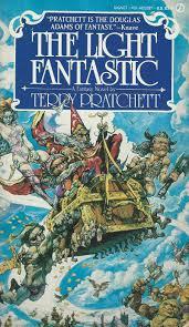 Discworld Map Bitter Tea And Mystery The Light Fantastic Terry Pratchett