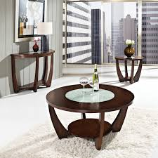 Silver Dining Room Steve Silver Rf300c Rafael Cocktail Table In Merlot Cherry With