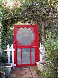 garden screen door aka chicken keeper outer legler