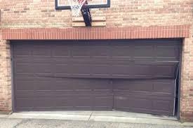 Overhead Garage Doors Thieves Bashing In Overhead Garage Doors To In Humboldt