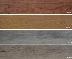 vinyl wood type floor mat tile sheet for factory or office china