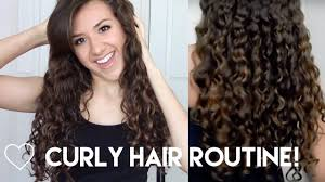 3a Curly Hair Extensions by Updated Curly Hair Care Routine How To Style Naturally Curly Hair