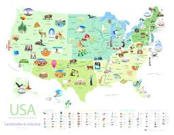 Hawaii On The Map Colorado State Information Symbols Capital Constitution Flags