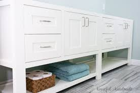 How To Build A Vanity 11 Diy Bathroom Vanity Plans You Can Build Today