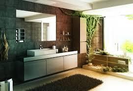 Bathroom Mirrors Frameless 10 Large Bathroom Mirrors With An Feel