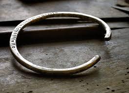 bracelet bangle men images Rustic and simple mens silver cuff bracelet jpg