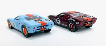 gulf gt40 not to be outdone auto world x mijo exclusives unveil their gulf