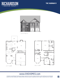 Us Homes Floor Plans Richardson Housing Group Is Pleased To Introduce The Addition Of