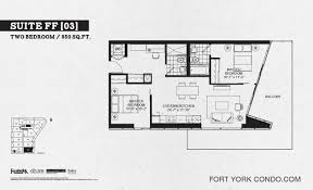panorama towers floor plans garrison point condos preconstruction fort york condo