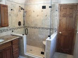 Glass Door For Bathroom Shower Custom Shower Doors Custom Shower Glass Doors Frameless