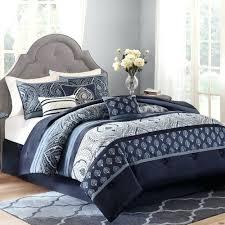 blue twin bedding chevron print bed set bedding phenomenal gray marvelous grey