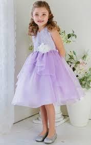 flower girl dress lilac flower girl dresses flower girl dresses shop by color