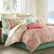 inspired bedding guinevere paisley inspired medallion comforter bedding by echo design