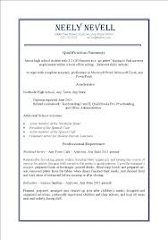 basic resume objective for a part time job first time job resume zippapp co