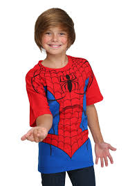 spiderman halloween costumes for kids kids spider man costume t shirt