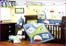 Snoopy Crib Bedding Snoopy Bedroom Set Hip Hop Snoopy Crib Bedding Snoopy Bed Set