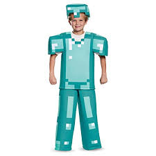minecraft costume disguise armor prestige minecraft costume funtober