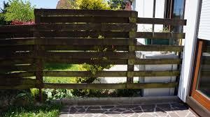 podarim lesena vrtna ograja