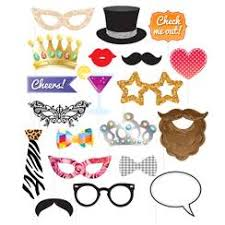 Photo Booth Accessories Photo Booth Props Photo Props Party Delights