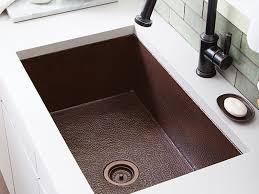 kitchen fabulous apron sink hammered copper sink copper bathroom