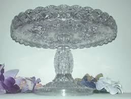 Crystal Pedestal Cake Stand 2102 Best Cake Plates U0026 Stands Images On Pinterest Cake Plates