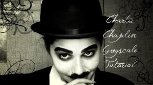 Black And White Halloween Makeup Ideas Halloween 2013 Charlie Chaplin Greyscale Makeup Tutorial Youtube