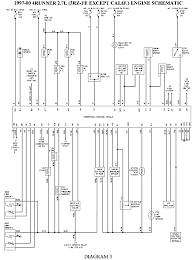 repair guides wiring diagrams autozone com adorable 1999 toyota