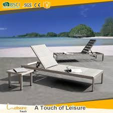 Wooden Outdoor Lounge Furniture 2017 Lowest Outdoor Furniture Resort Sun Lounge Poly Wood