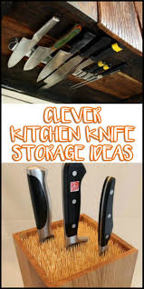 Kitchen Knives Block Set Kitchen Wonderful Kitchen Knife Holder Under Cabinet Knife