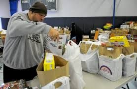 thanksgiving assistance helps many news republican herald