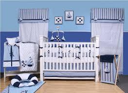 Baby Boy Bed Sets Childrens Nautical Bedding Nautical Nights Boys Sailboat Bedding 4