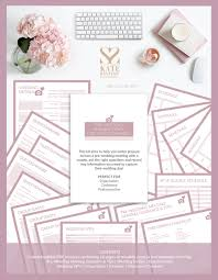Wedding Planning Schedule Pre Wedding Planning Pack Kate Hennessy Photography