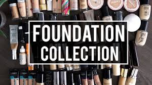 makeup artist collection my foundation collection declutter