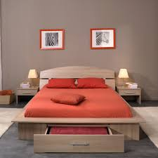 Box Bed Frame With Drawers Creative Thadie Storage Bed Frame In Bruges Oak With Dover Storage