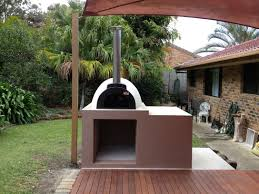 woodfired pizza ovens outdoor alfresco kitchens allfresco