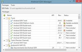 android build tools install build tools 23 0 2 and sync the project in android studio