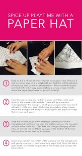 how to make a paper hat care com community